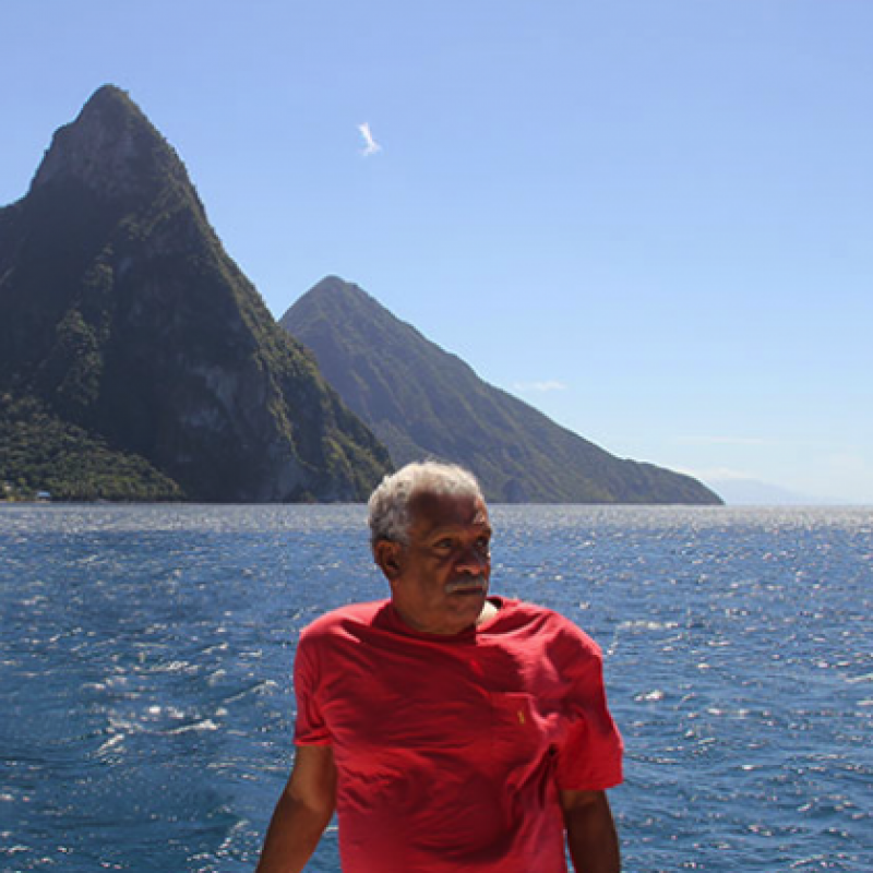 Poetry is an Island, Derek Walcott